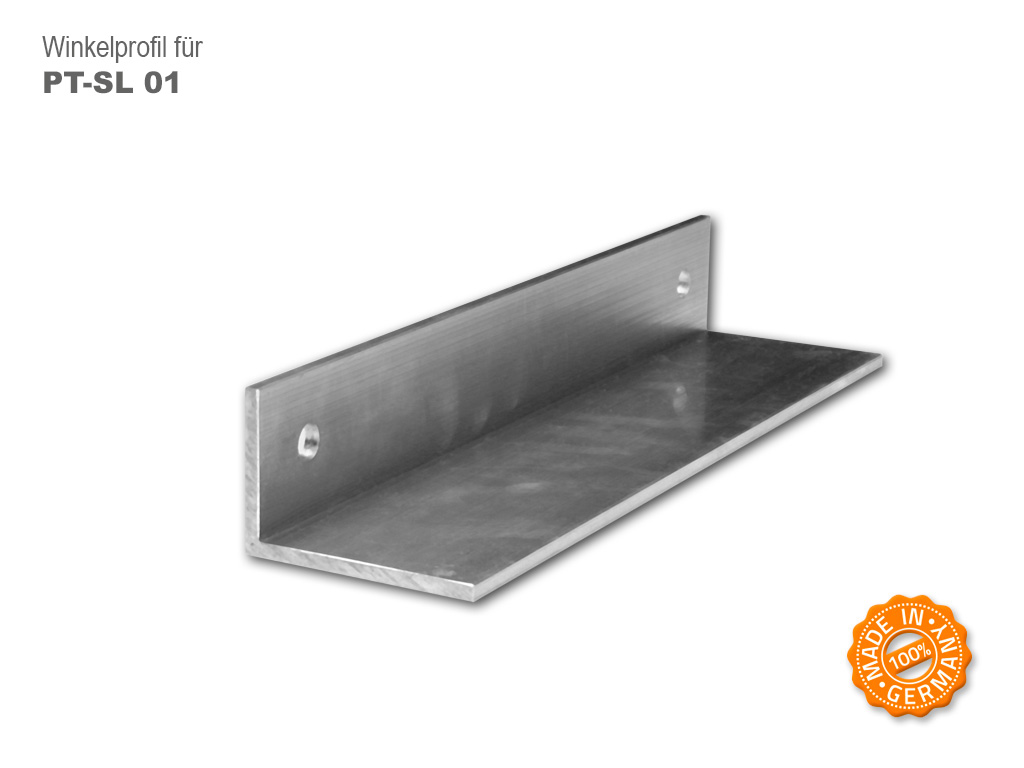 winkelprofil f r pt sl 01 zubeh r f r pt sl 01. Black Bedroom Furniture Sets. Home Design Ideas