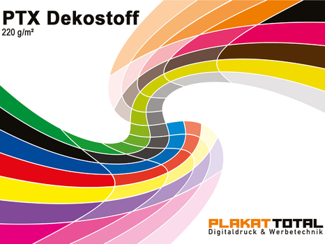 PTX-Dekostoff | Plakat Total | Shop